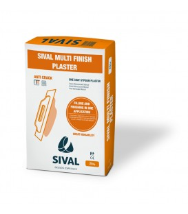 SIVAL MULTI FINISH PLASTER