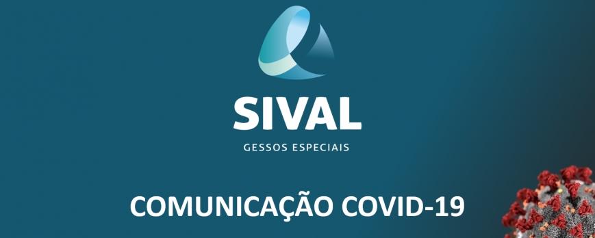 COMUNICAÇÃO COVID-19